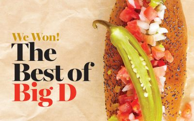 Winner Best of Big D 2016