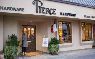 Pierce Hardware Opens New Showroom for Park Cities