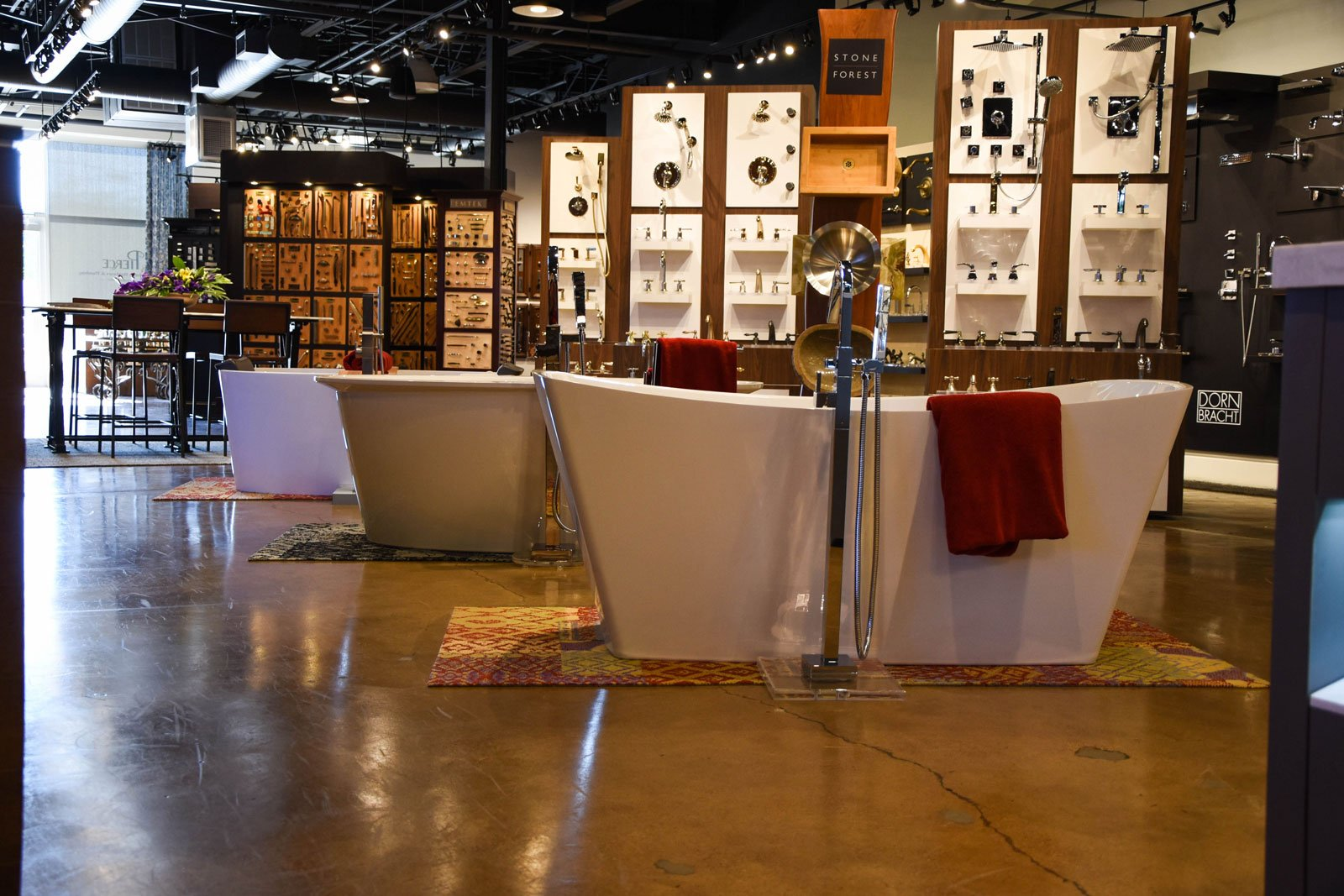 Home Pierce Fine Decorative Hardware And Plumbing - Bathroom showroom fort worth