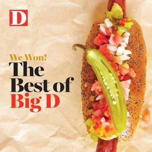 Read more about the article Winner Best of Big D 2016