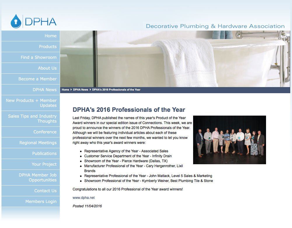 Read more about the article DPHA Showroom Spotlight