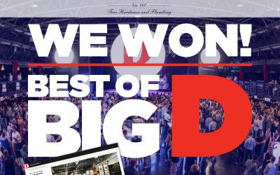 Winner Best of Big D 2017