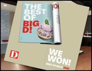 Read more about the article Winner Best of Big D 2021